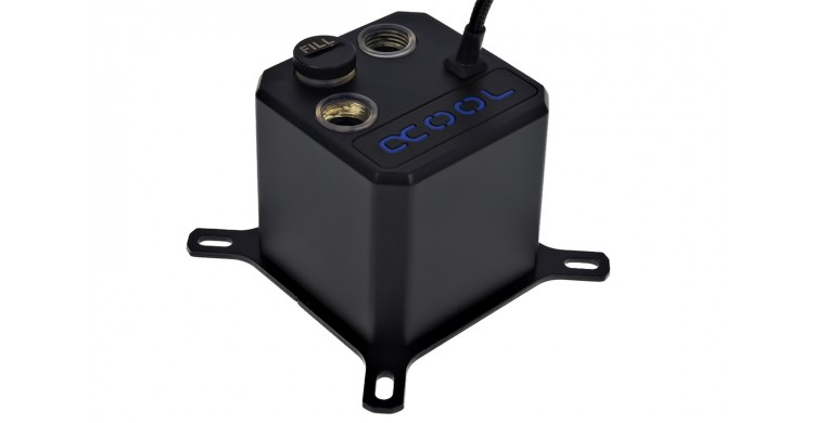 Pump/CPU Combo