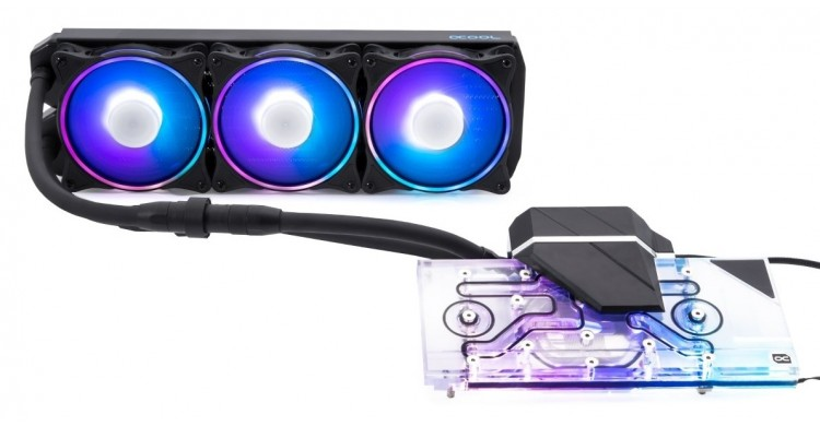 GPU Water Cooling Kits