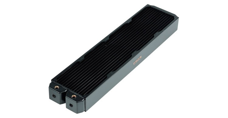 140mm Quad Radiators