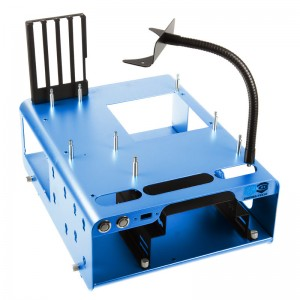 DimasTech® Bench/Test Table Nano Aurora Blue (BT142)