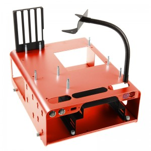 DimasTech® Bench/Test Table Nano - Spicy Red (BT143)