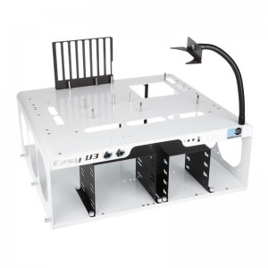 DimasTech® Bench/Test Table Easy V3.0 - Milk White (BT157)