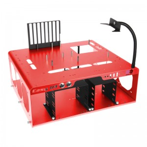 DimasTech® Bench/Test Table Easy V3.0 Spicy Red (BT162)