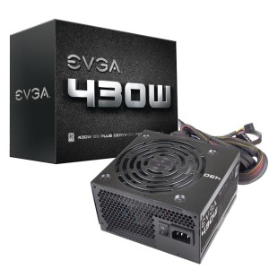 EVGA 430W Power Supply (100-W1-0430-KR)