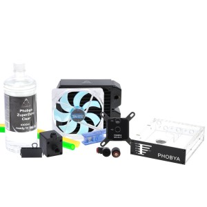Phobya Pure Performance Kit 140LT-BayOne (1010976)