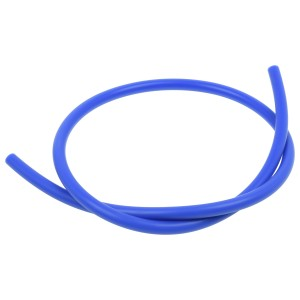 "Alphacool Silicon Bending Insert 30cm for ID 3/8"" / 10mm HardTube - Blue (29119)"