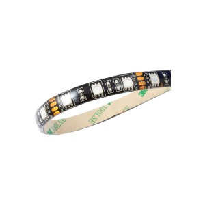 Aquacomputer RGB LED Strip IP65 - 500cm - Black (53196)