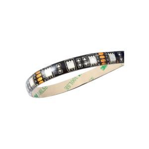 Aquacomputer RGB LED Strip IP65 - 25cm - Black (53193)