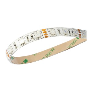 Aquacomputer RGB LED Strip IP65 - 500cm - White (53200)
