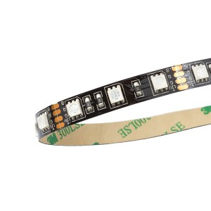 Aquacomputer RGB LED Strip - 100cm - Black (53187)