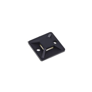 Phobya Zip Tie Cradle Mount 20x20mm - Black (1011333)