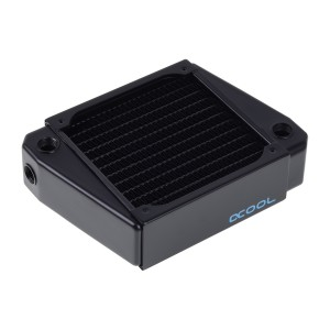 Alphacool NexXxoS XT45 Full Copper X-Flow 120mm Radiator (14232)