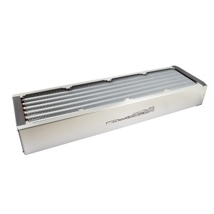 Aquacomputer Airplex Radical 4/480, Aluminum Fins (33712)