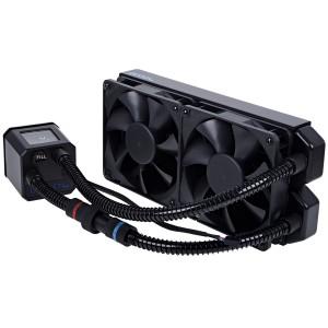 Alphacool Eisbaer 240 AIO CPU Cooler - Black (11285)
