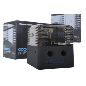 Alphacool Eisstation DC Ultra - Includes DC-LT 2600 Ultra Pump (13297)
