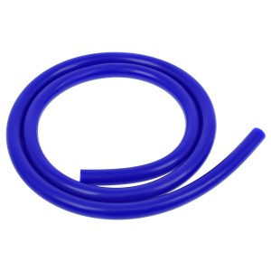 """Alphacool Silicone Bending Insert 100cm for ID 1/2"""" / 13mm HardTube - Blue (29126)"""