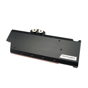 Watercool HEATKILLER® IV for TITAN X (Pascal) and GTX 1080Ti - ACETAL (15582)