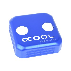 Alphacool Eisblock XPX CPU Replacement Cover - Blue (12694)