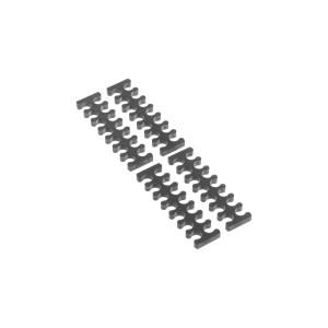 Alphacool Eiskamm X14 - 3mm Black - 4 pcs (24755)