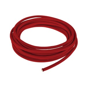 Alphacool AlphaCord Sleeve 4mm - 3,3m (10ft) - Imperial Red (45317)