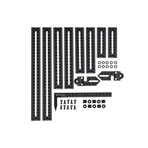 Alphacool Eiskoffer Hard Tube Measuring Kit (29133)
