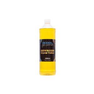 Alphacool Eiswasser - Premixed Coolant - Crystal Yellow - UV Reactive - 1000ml (18542)