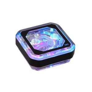 Alphacool Eisblock XPX Aurora - Plexi Black Digital RGB (12946)