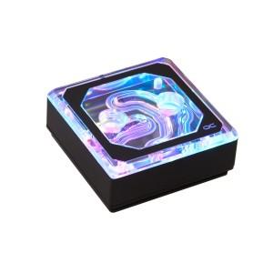 Alphacool Eisblock XPX Aurora Edge - Plexi Black Digital RGB (12948)