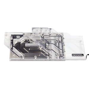 Alphacool Eisblock Aurora Plexi GPX-N Nvidia Geforce RTX 2080Ti Strix (11741)