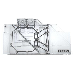 Alphacool Eisblock Aurora Plexi GPX-A AMD Radeon 5700 XT Sapphire Nitro+ (11753)