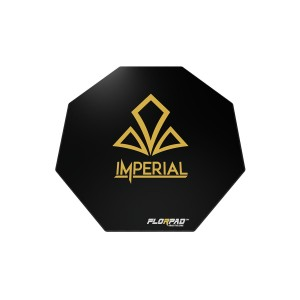 """Florpad """"The Imperial"""" eSports Team - Soft Floor Protection Mat (FM_Imperial)"""