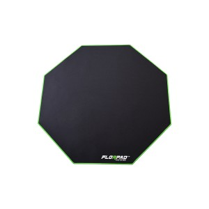 "Florpad ""Green Line"" Gamer - Soft Floor Protection Mat (FM2_2104)"
