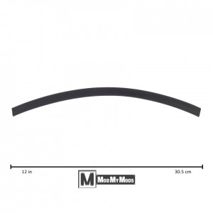 "ModMyMods 3/8"" (10mm) 3:1 Heatshrink Tubing - Black (MOD-0161)"