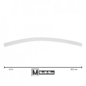 "ModMyMods 3/8"" (10mm) 3:1 Heatshrink Tubing - White (MOD-0162)"
