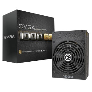EVGA SuperNOVA 1000 G2 Power Supply (120-G2-1000-XR)