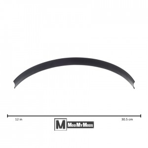 "ModMyMods 1/2"" (13mm) 3:1 Heatshrink Tubing - Black (MOD-0163)"