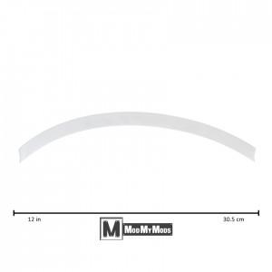 "ModMyMods 1/2"" (13mm) 3:1 Heatshrink Tubing - White (MOD-0164)"