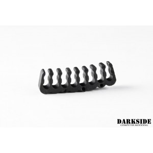Darkside 16-pin Open-Closed Cable Management Comb – Black (DS-1046)