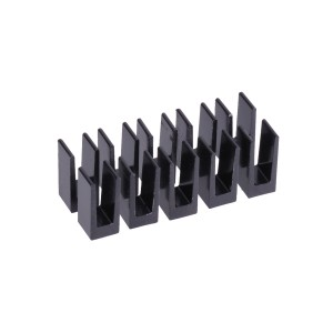 Alphacool GPU Heatsinks 7 x 7 x 15mm | Black - 10 Pack (17156)