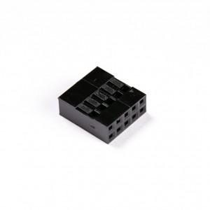 MMM 10-Pin Dupont Connector - USB 2.0/HD Audio/AC97 - Black (MOD-0253)