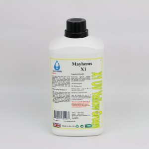 Mayhems X1 - Yellow Green Pre-Mix Coolant 1000ML (MYH-0094)