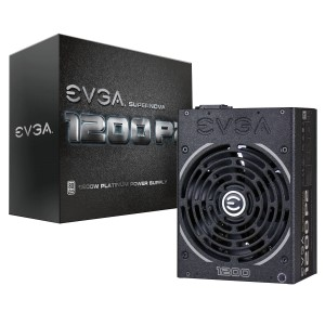 EVGA SuperNOVA 1200 P2 Power Supply (220-P2-1200-X1)