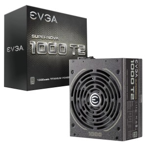 EVGA SuperNOVA 1000 T2 Power Supply (220-T2-1000-X1)