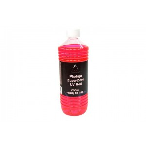 Phobya ZuperZero UV Red 1000ml (30103)