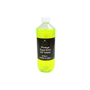 Phobya ZuperZero UV Yellow 1000ml (30104)