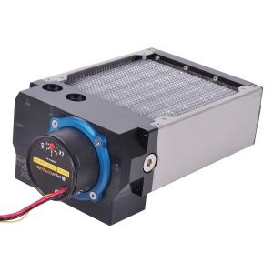 Aquacomputer Airplex Modularity 140 mm Radiator with D5 pump | Aluminum (33005)