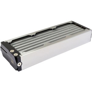 Aquacomputer Airplex Modularity 360mm Radiator | Aluminum (33016)