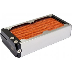 Aquacomputer Airplex Modularity 240 mm | Copper (33046)