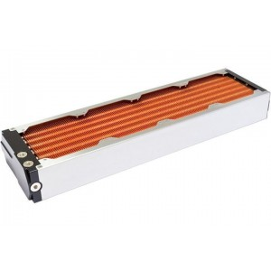Aquacomputer Airplex Modularity 480mm Radiator | Copper (33051)