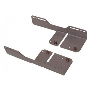 Aquacomputer Kit Mounting Brackets for Airplex XT / PRO / EVO for Installation in 5.25'' Bay (32051)